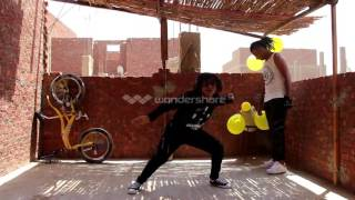 مهرجان صاحبى يا صاحبى سادات و ميشو جمال 2017 رقص ahmed menzy