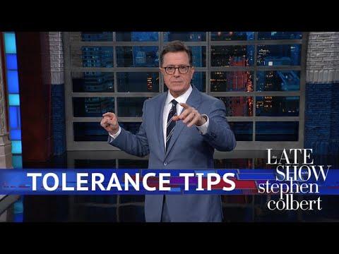 Xxx Mp4 The Late Show S Tolerance Tips 3gp Sex
