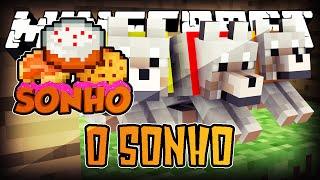 Minecraft : O Sonho! #39 - Casa dos cachorros!