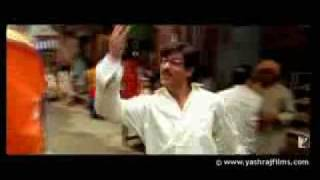 Rab ne bana di jodi promo of shahrukh khan movie