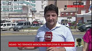 Submarino ARA San Juan: ¿la jueza pedirá sacarlo a flote?