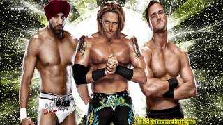 2012: 3MB 2nd and New WWE Theme Song
