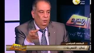 د. يوسف زيدان في (من جديد) على Ontv live