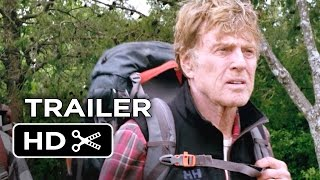 A Walk in the Woods Official Trailer #1 (2015) - Nick Offerman, Emma Thompson Movie HD