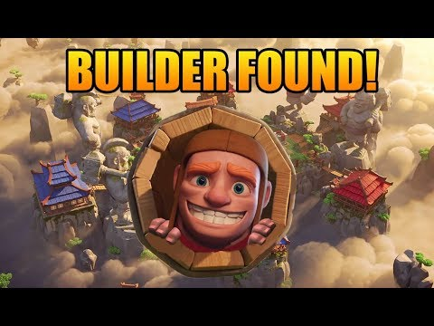 Clash of Clans Story Builder Found in Clash Royale Arena Why Did he Leave Where did he go CoC
