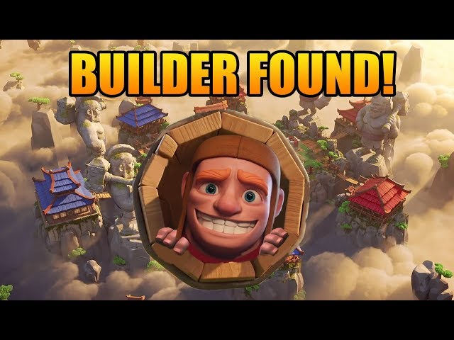 Clash of Clans Story - Builder Found in Clash Royale Arena!   Why Did he Leave? Where did he go? CoC