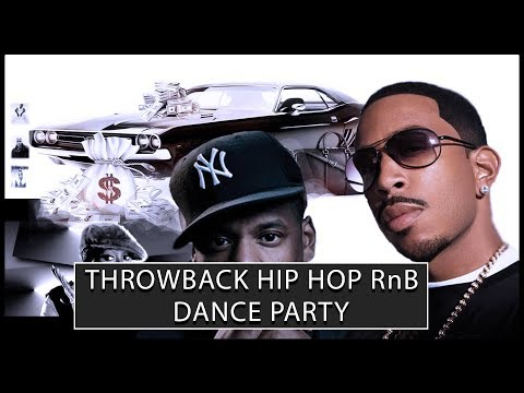Hip Hop/ R&B Old School Dance Party Video Mix Best Old School Hip Hop Rap & RnB 2000s Throwback #2