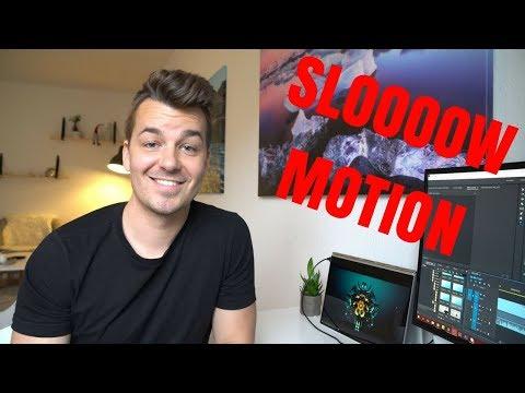 2minT - Sådan laver du AWESOME slow-motion | Afsnit 12