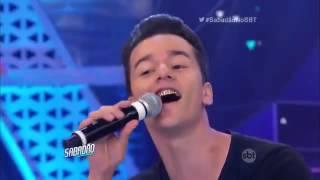 Imitações com Yago e Santhiago feat. João Bosco e Vinicius - Sabadão com Celso Portiolli
