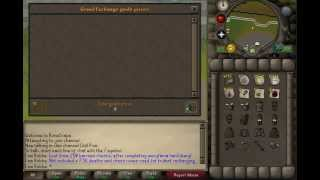 Loot from 250 Barrows chests after Morytania hard diary!