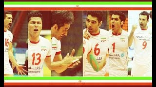 Song Go Iran Panther | Team Melli Volleyball | IRAN NATIONAL VOLLEYBALL TEAM 2014