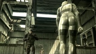 Laughing Octopus: Best Ass of MGS4 (Metal Gear Solid 4)