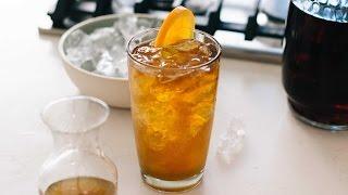 Cold Brew Orange Tonic Recipe