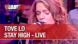 Tove Lo - Stay High - Live - C'Cauet sur NRJ