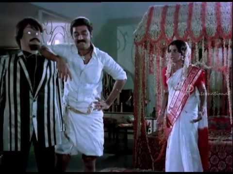 Sakalakala Vallavan | Tamil Movie | Scenes | Clips | Comedy | First night Scene