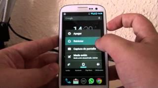 Habilitar botones virtuales en Android 4.X