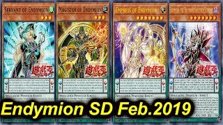 【YGOPRO】ENDYMION SD DECK Feb.2019