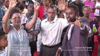 PRESENCE TV CHANNEL JULY 7, 2016 PROPHET SURAPHEL DEMISSIE
