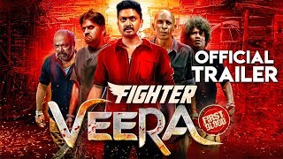FIGHTER VEERA (2019) Official Trailer | Kreshna, Iswarya Menon  | New South Movies 2019