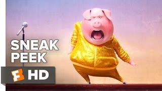 Sing Official Sneak Peek #1 (2016) - Scarlett Johansson, Matthew McConaughey Movie HD