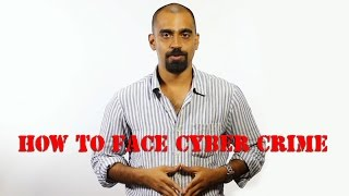 How to Face Cyber Crime In detail with Muthu | Vlog | Madras Central