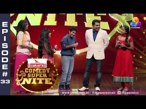 Comedy Super Nite With Baby Nayanthara & Master Dhananjay  - Episode#33