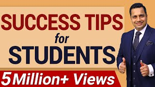 Success Tips for Students in Hindi by Dr Vivek Bindra | Motivational Speech