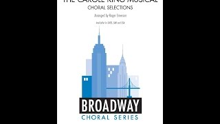 Beautiful (Section 3): The Carole King Musical (Choral Selections) - Arranged by Roger Emerson