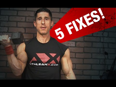 Download Get Big Biceps (AVOID THESE 5 MISTAKES!)