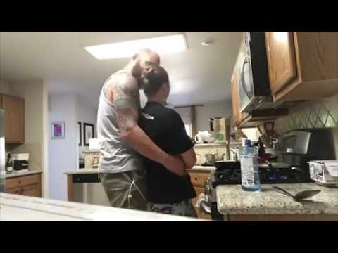 Xxx Mp4 Ronda Rousey Cooks Breakfast For Travis Browne 3gp Sex