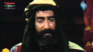 مشهد مؤثر لورد بعد مقتل صاحبه المنذر - مسلسل البركان