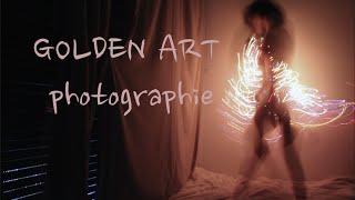 Bienvenue dans mon monde, Golden Art Photographie.