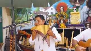 Pablo Cayambe - Besame Mucho - Old Town San Diego