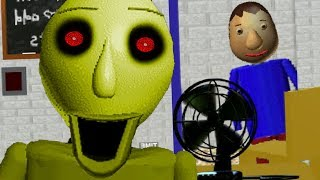 A NEW CHARACTER REVEALED! | Five Nights at Baldi