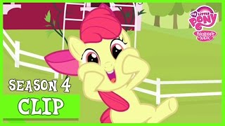 "MLP: FiM – Apple Bloom Stays Home Alone ""Somepony to Watch Over Me"" [HD]"