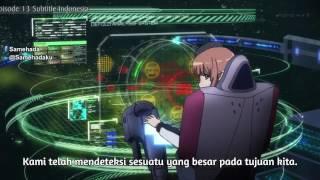 Macross Delta episode 13 Subtitle Indonesia