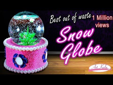 Xxx Mp4 How To Make Snow Globe From Waste Fuse Bulb Best Out Of Waste Artkala 140 3gp Sex
