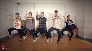 CARTOONZ CREW | Jaalma (Resham Filili) Dance Cover | Hip-hop/B-Boying