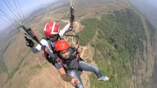 Paragliding - Fly Vagamon - Shenil