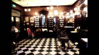 Holophonic Sound(3D) - Virtual Hair Cut - Barber Shop