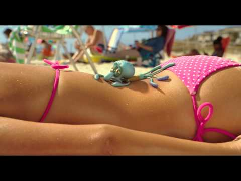 The SpongeBob Movie: Sponge Out of Water | Clip: Invaders | Bulgaria | Paramount Pictures