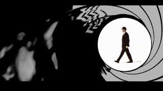 Sean Connery Gunbarrel Sequence SPECTRE style   James Bond 007   YouTube 720p