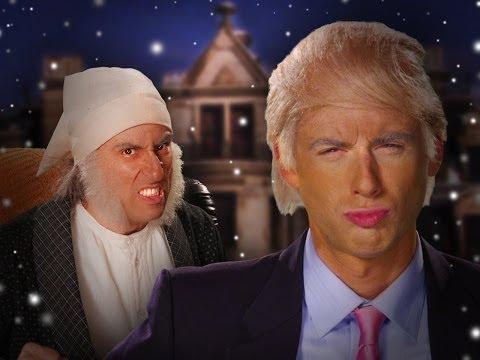 Donald Trump vs Ebenezer Scrooge.  Epic Rap Battles of History Season 3.
