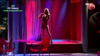 Sabrina Sosa topless! 'Teatro en CHV'