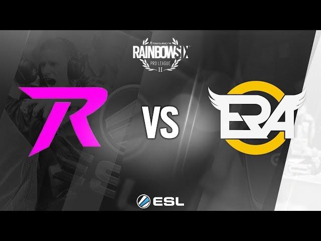 Rainbow Six - Six Invitational 2018 - Qualifications - NA - Team Reckless vs. Era