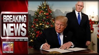 BREAKING: Trump BLINDSIDES Press With UNEXPECTED Cancelation That Will Have Them Screaming SCROOGE!