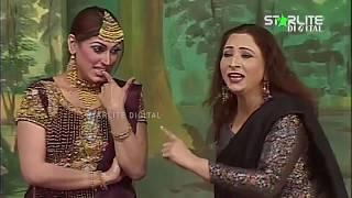 Naseem Vicky and Qaiser Piya Qawali New Pakistani Stage Drama Full Comedy Clip