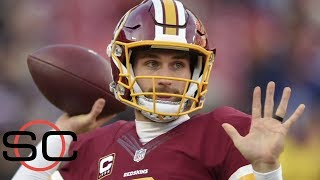 Kirk Cousins Would Love To Be Redskin For Life | SportsCenter | ESPN