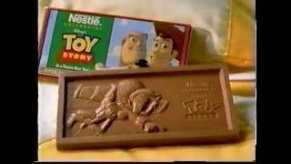 Nestle Toy Story chocolate bars