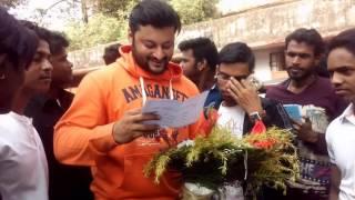 Ollywood Bhaijaan's birthday